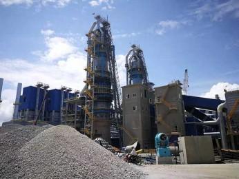 500吨竖窑(白灰)加富氧燃烧