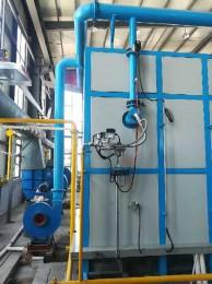 全自控9.8立方高温氧化铝除滤器烧成窑炉