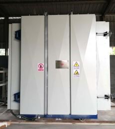 四川5立方电炉